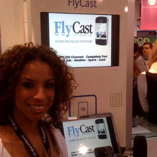 Flycast at CES