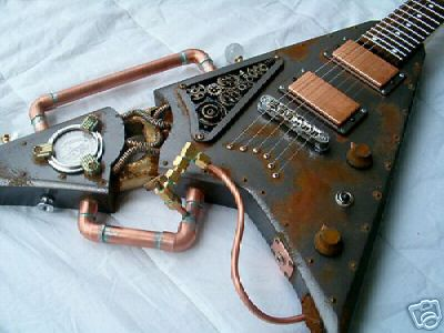 Steampunk_guitar