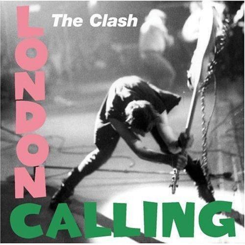 Clashlondoncalling